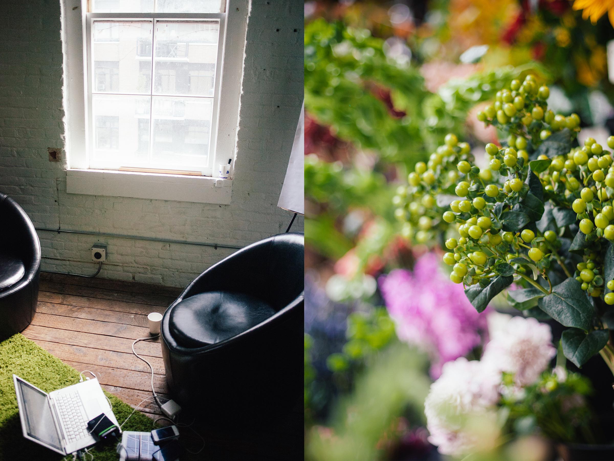 Choose growth blog - my workstation and portland